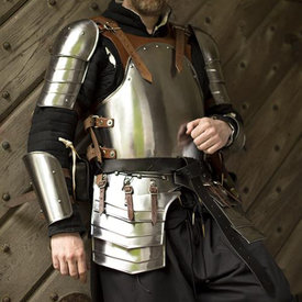 Epic Armoury Armour set Merc, brown leather
