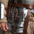 Epic Armoury Armour sæt Merc, brunt læder