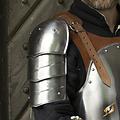 Epic Armoury Armatura set Merc, in pelle marrone