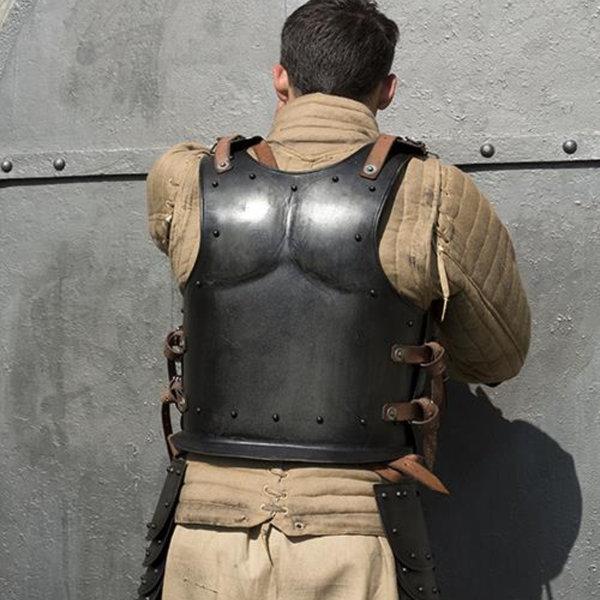Epic Armoury Backplate Drake, patineret