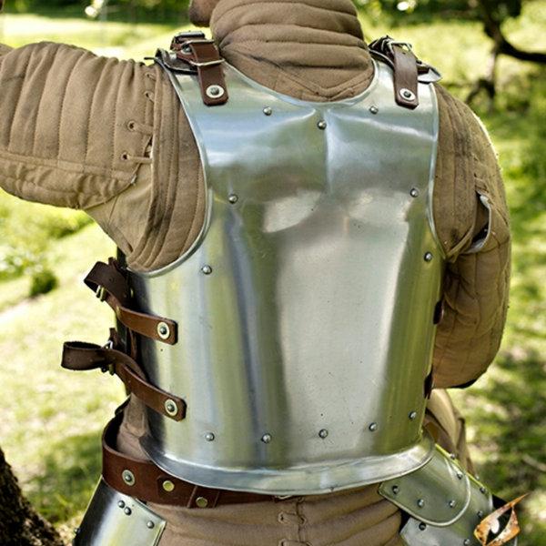 Epic Armoury Middelalderlig bagplade