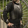 Epic Armoury Cuirasse médiévale Hamon, patinée