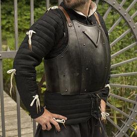 Epic Armoury Średniowieczny kirys Hamon, patynowany