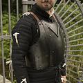 Epic Armoury Middeleeuwse borstplaat Hamon, gepatineerd