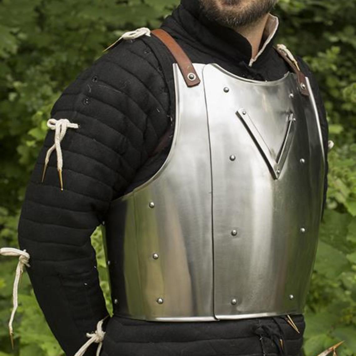 Epic Armoury Mittelalterlicher Kürass Hamon