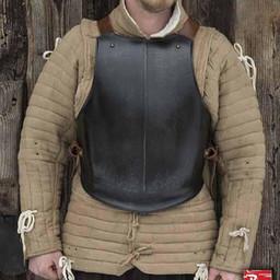 Średniowieczny pancerz RFB, patynowany