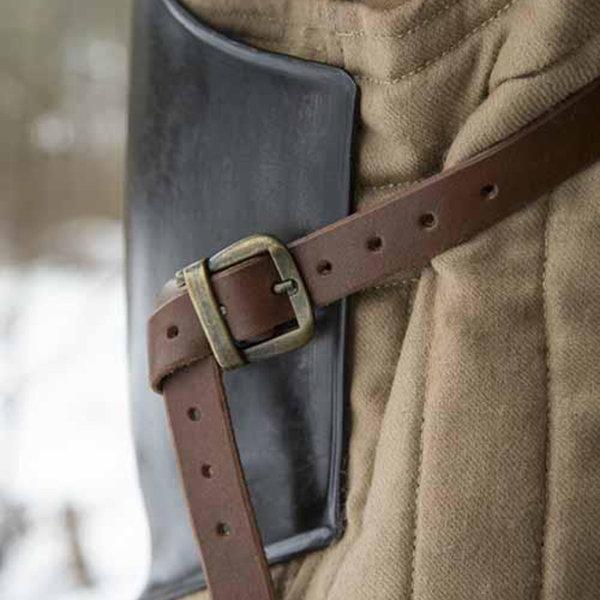 Epic Armoury RFB middelalderlig cuirass, patineret