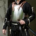Epic Armoury Torso Armour Merc, braun