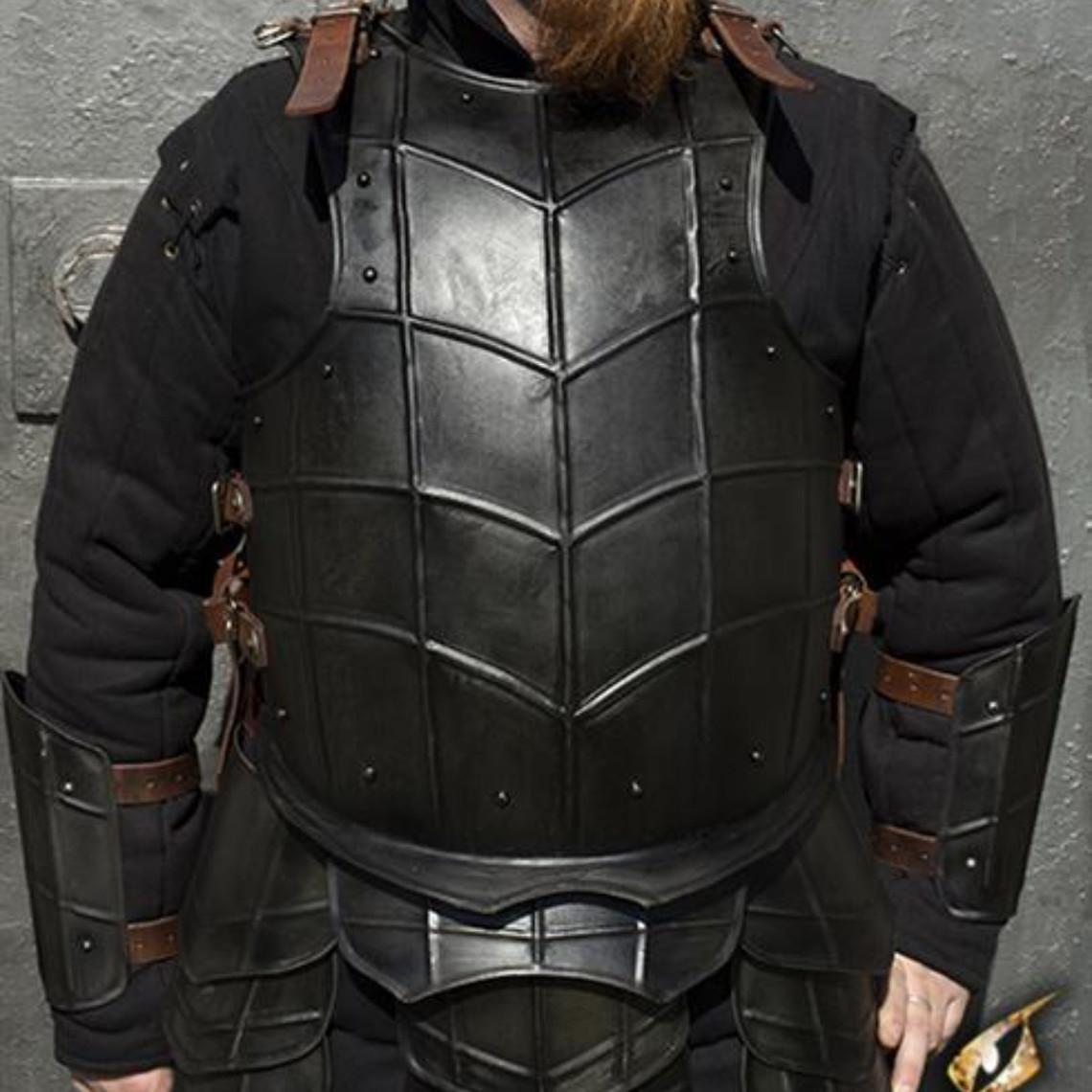 Epic Armoury Drake Cuirass, patinado