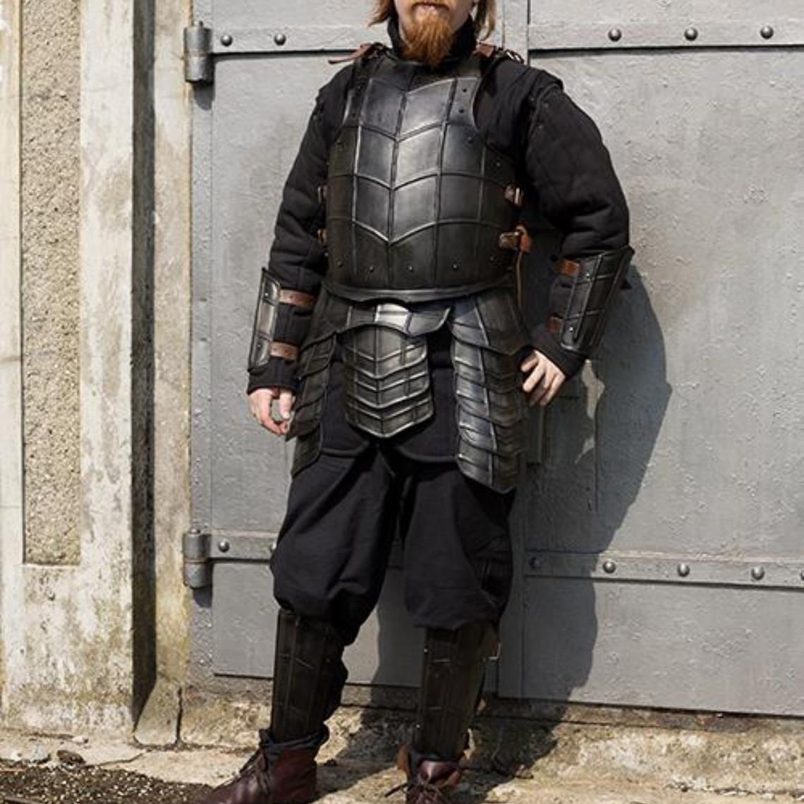 Epic Armoury Borstplaat Drake, gepatineerd