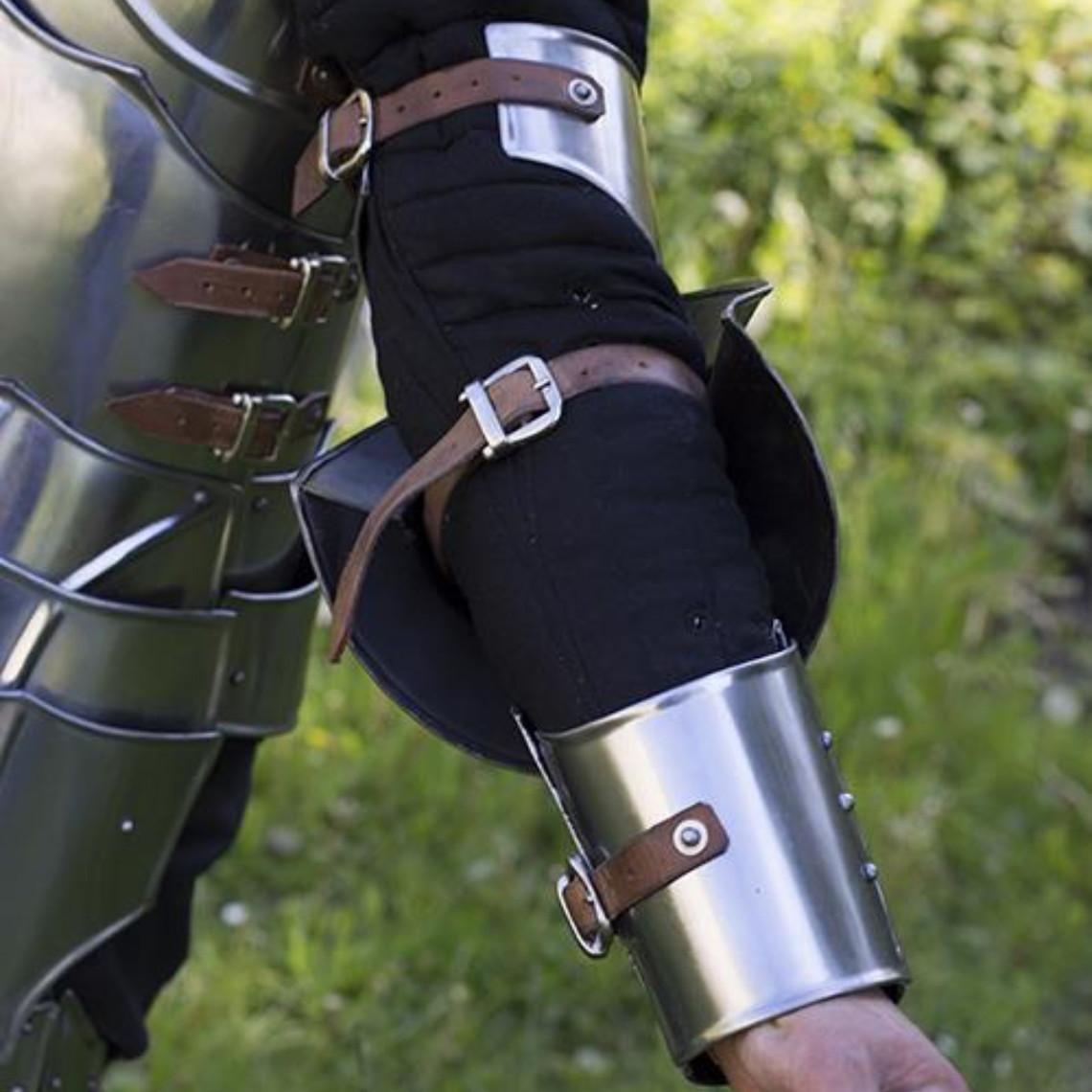 Epic Armoury Gotisch armpantser Aufroy