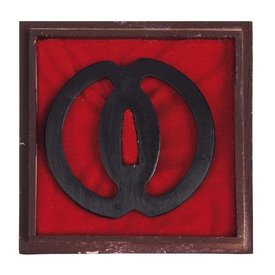 John Lee Double D-shaped tsuba