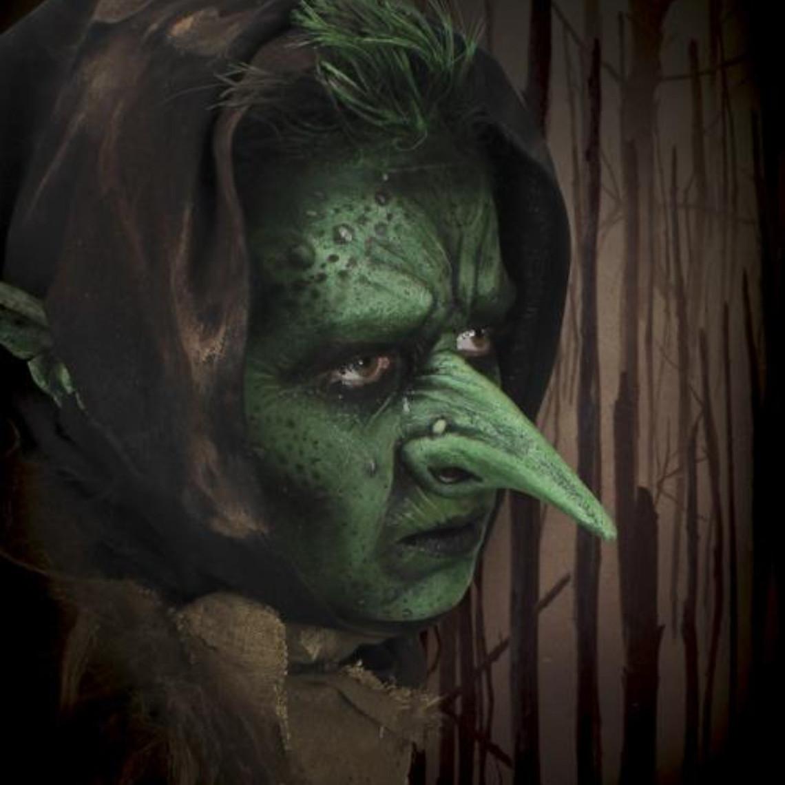 Epic Armoury Goblin / bruja nariz larga