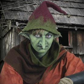 Epic Armoury Goblin / strega naso
