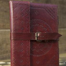 Epic Armoury Leder Tagebuch Burgos, groß