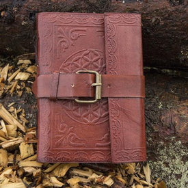 Epic Armoury dziennik Leather Burgos, mały