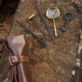 Epic Armoury conjunto antirrobo, marrón