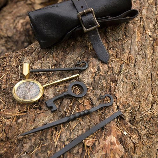 Epic Armoury Burglar set, black