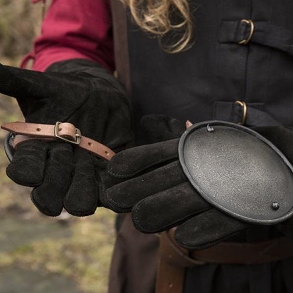 Epic Armoury Roundels za rękę, patynowany