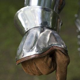 Epic Armoury Zandloper halfhandschoenen Nuremberg