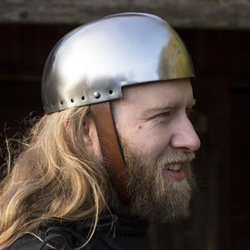 Epic Armoury 13th century secret helmet