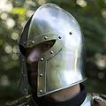 Epic Armoury Barbuta del XV secolo