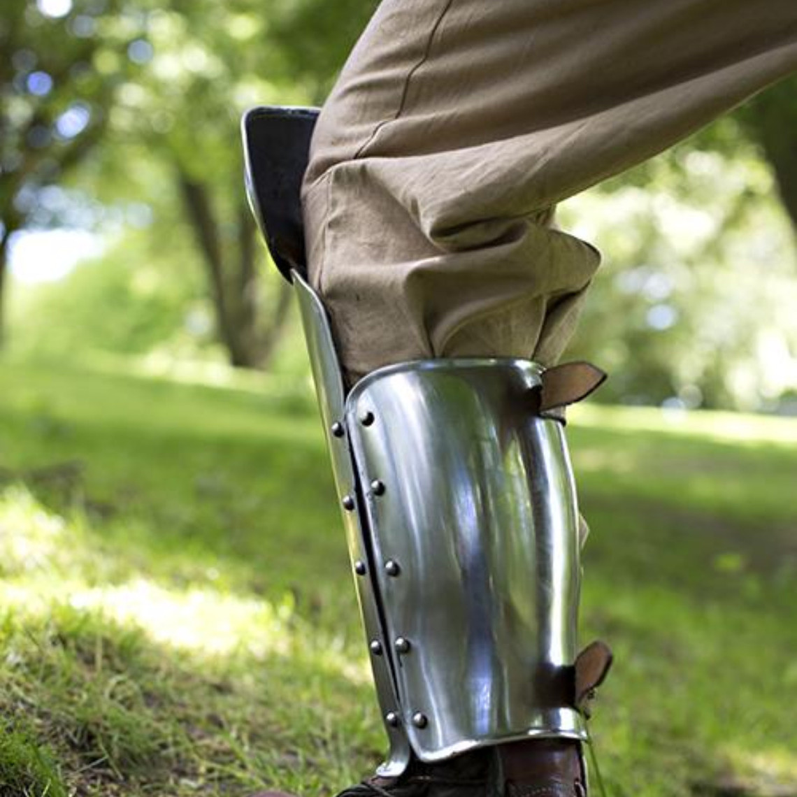 Epic Armoury Scheenbeschermers met kniestukken