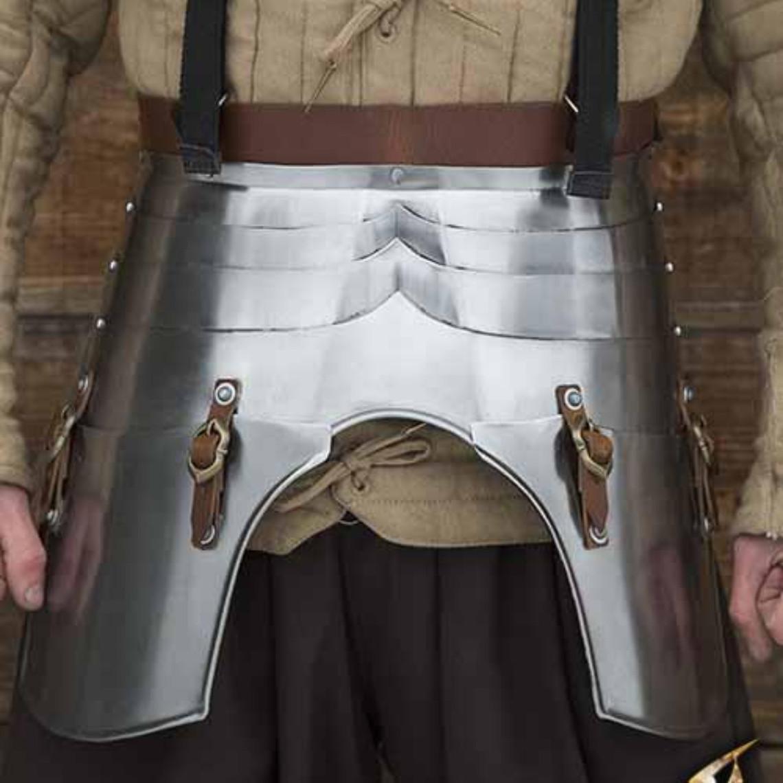 Epic Armoury Fiancali lusso con cinghie