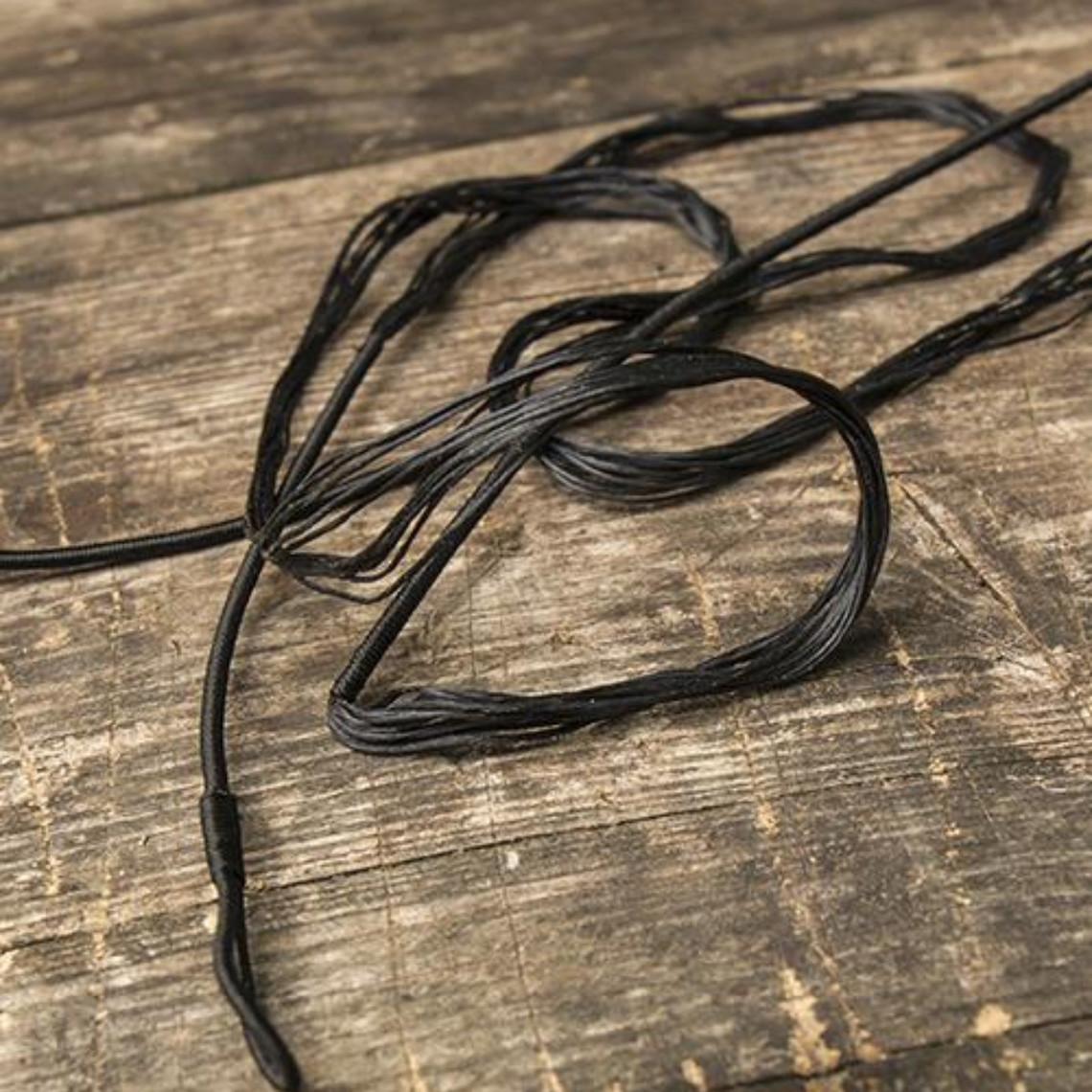 Epic Armoury Bowstring per Longbow, in legno chiaro