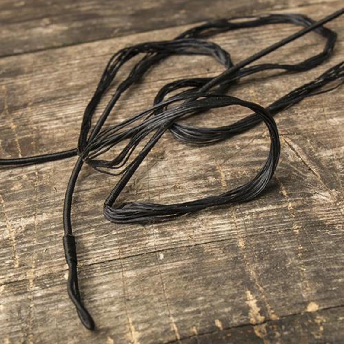 Epic Armoury Cuerda del arco para Longbow Junior, de madera clara