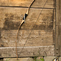 Epic Armoury Arco largo, de madera clara