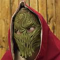 Epic Armoury Masker houten gezicht