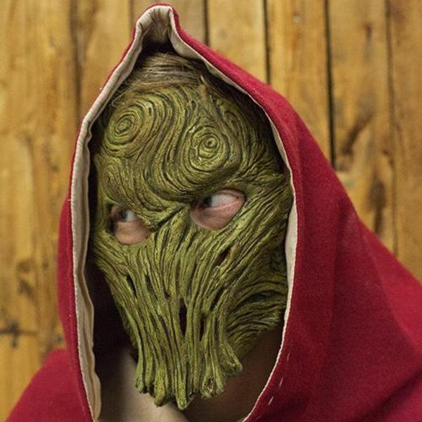 Epic Armoury Maske træ ansigt