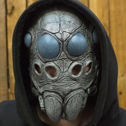 araña máscara