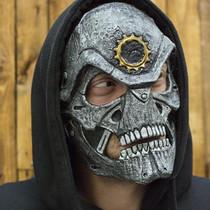 Epic Armoury Mask steel skull