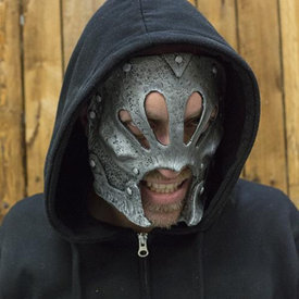 Epic Armoury Maska Berserker, srebro