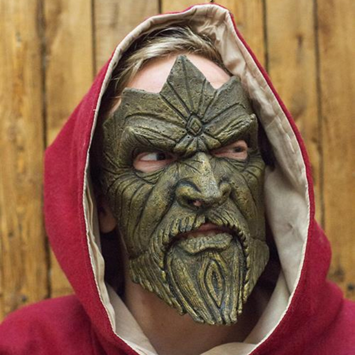 Epic Armoury Maska Green Man