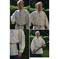 Leonardo Carbone Camisa de botones, blanco