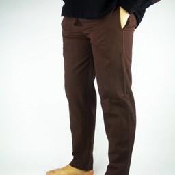 Spodnie bawełna, naturalne