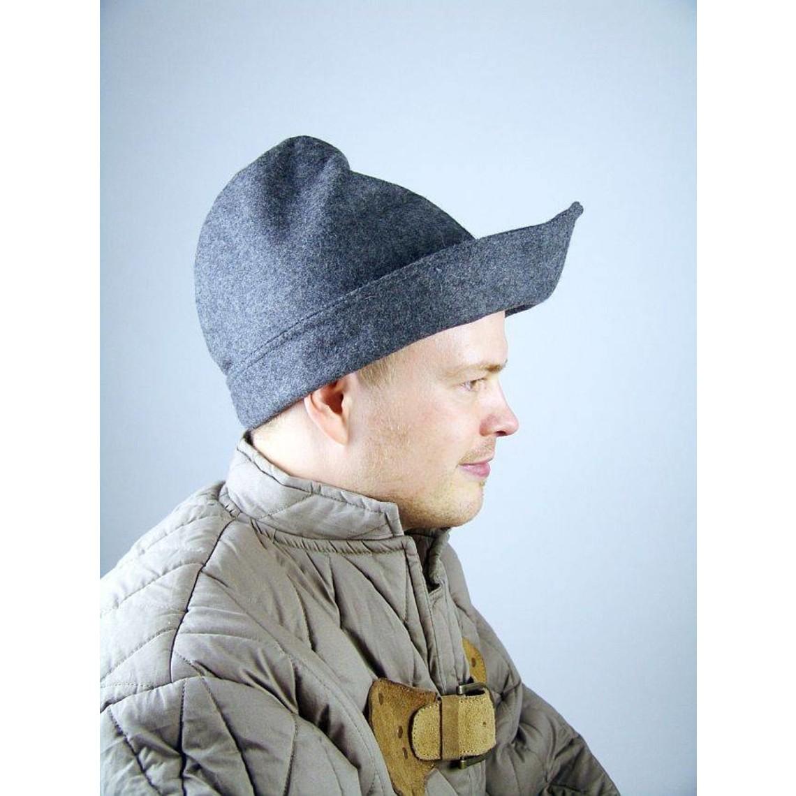 Leonardo Carbone Robin hoed, bruin