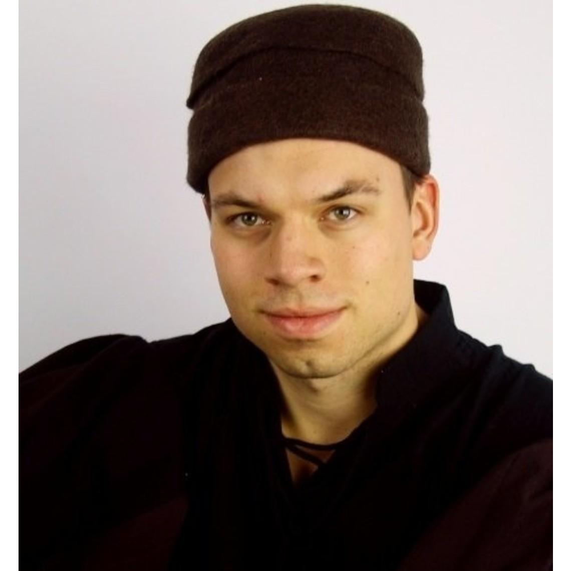 Leonardo Carbone Sombrero de fieltro, blanco
