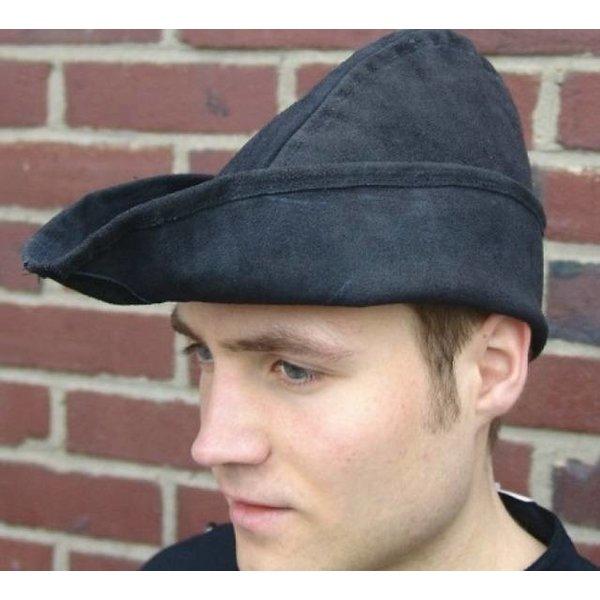 Leonardo Carbone Robin hood, læder, brun