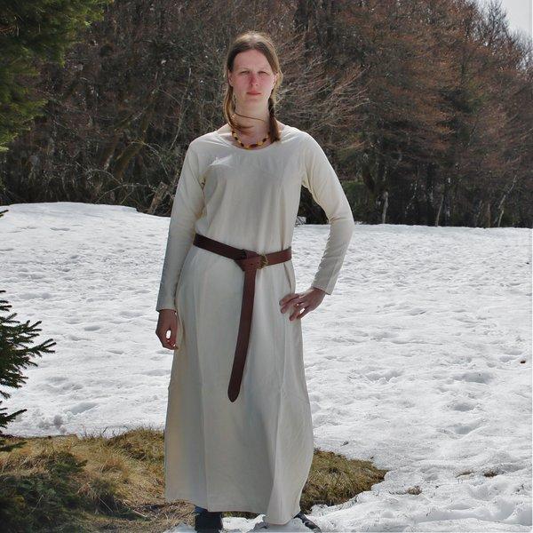 Leonardo Carbone Middelalderlig kjole Emma, creme