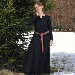 Wikingerkleid Lina, schwarz