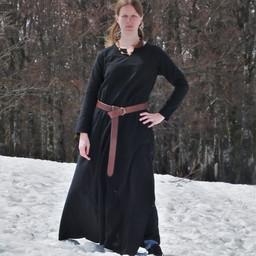 Viking dress Lina, black