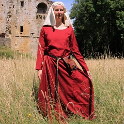 Kleid Mary, rot