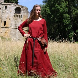 Dress Mary, red