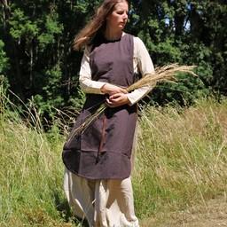 Surcoat Sigrid, dunkelbraun