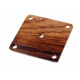 carta di tessitura di legno