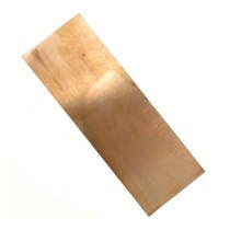 Messingplade, 1mm